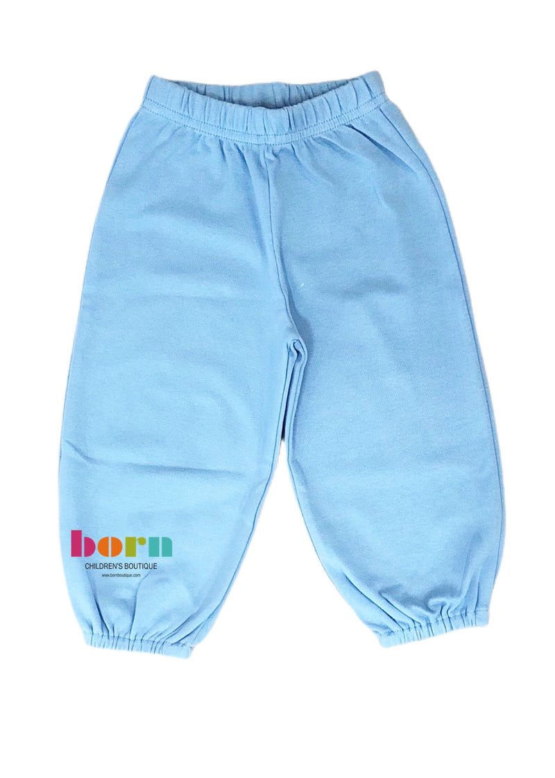Boy Bloomer Pants Chambray