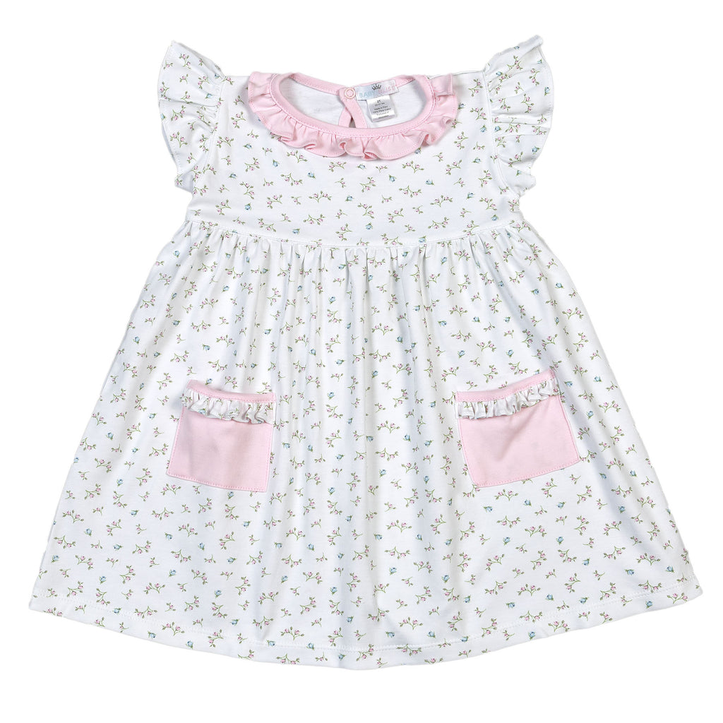 Chiara Pima Dress - Born Childrens Boutique