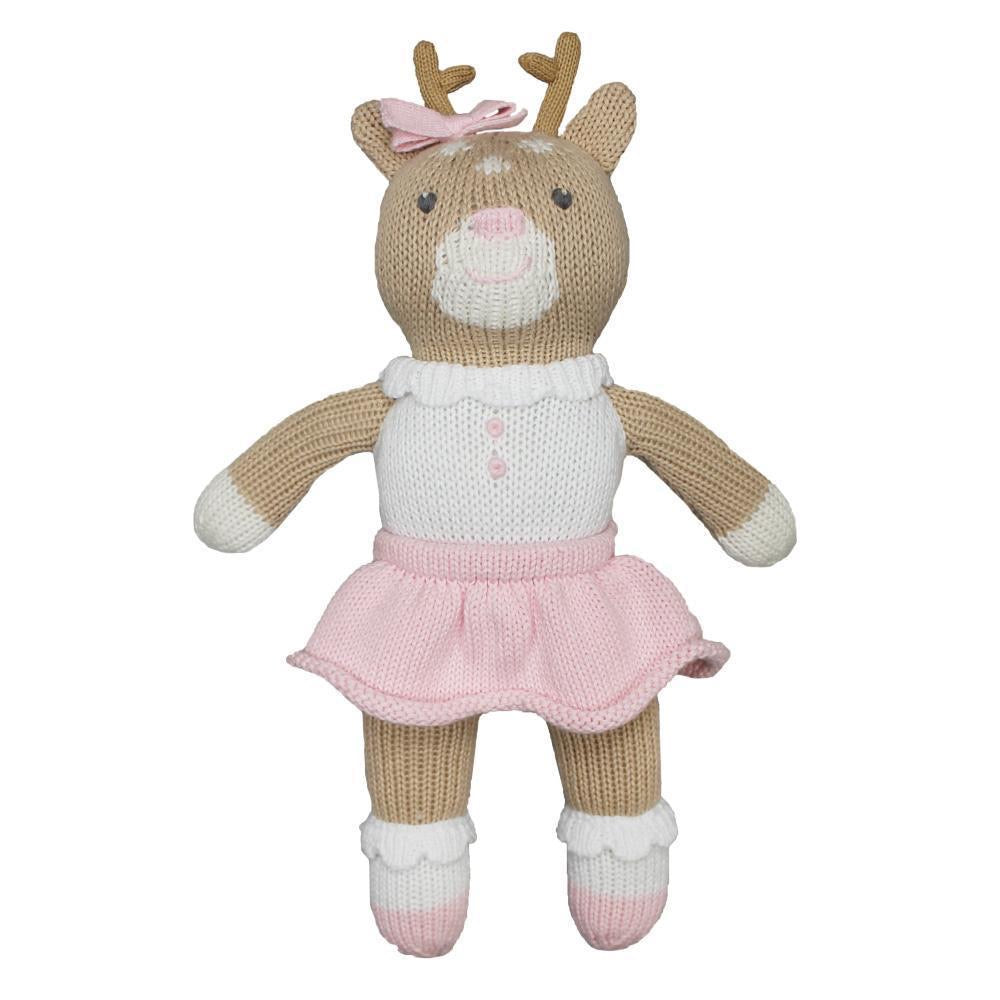 "Fawn the Baby Deer 12"" - Born Childrens Boutique"