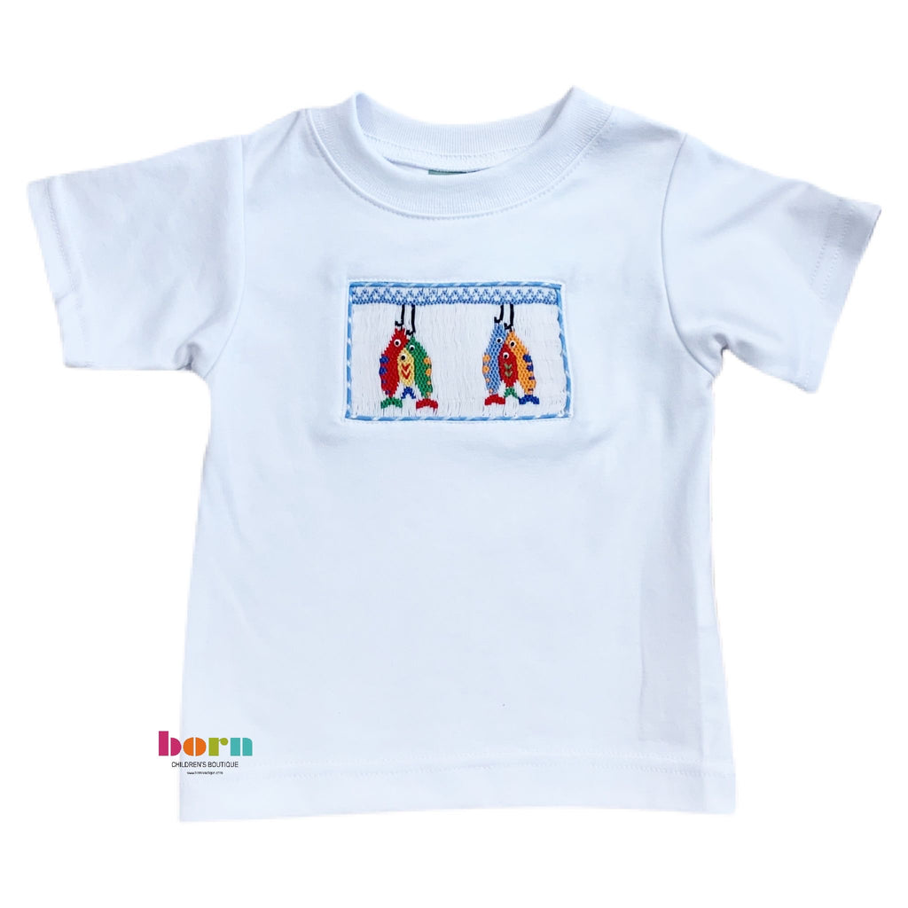 Fishing Lures T-Shirt - Born Childrens Boutique