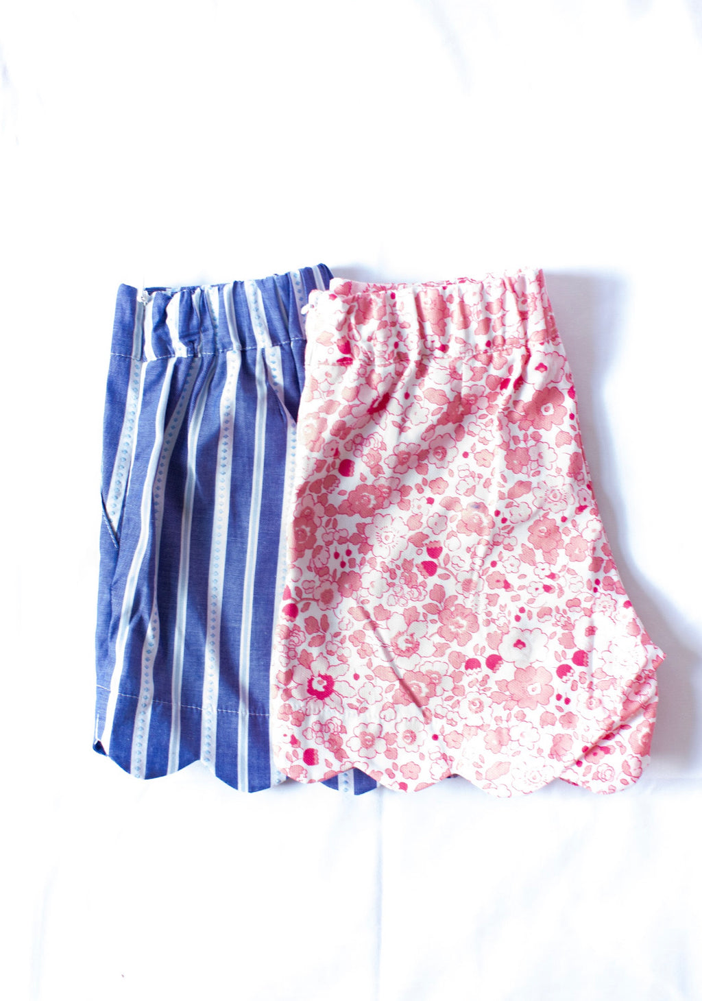 Girls Penelope Short - Libba Floral - Born Childrens Boutique