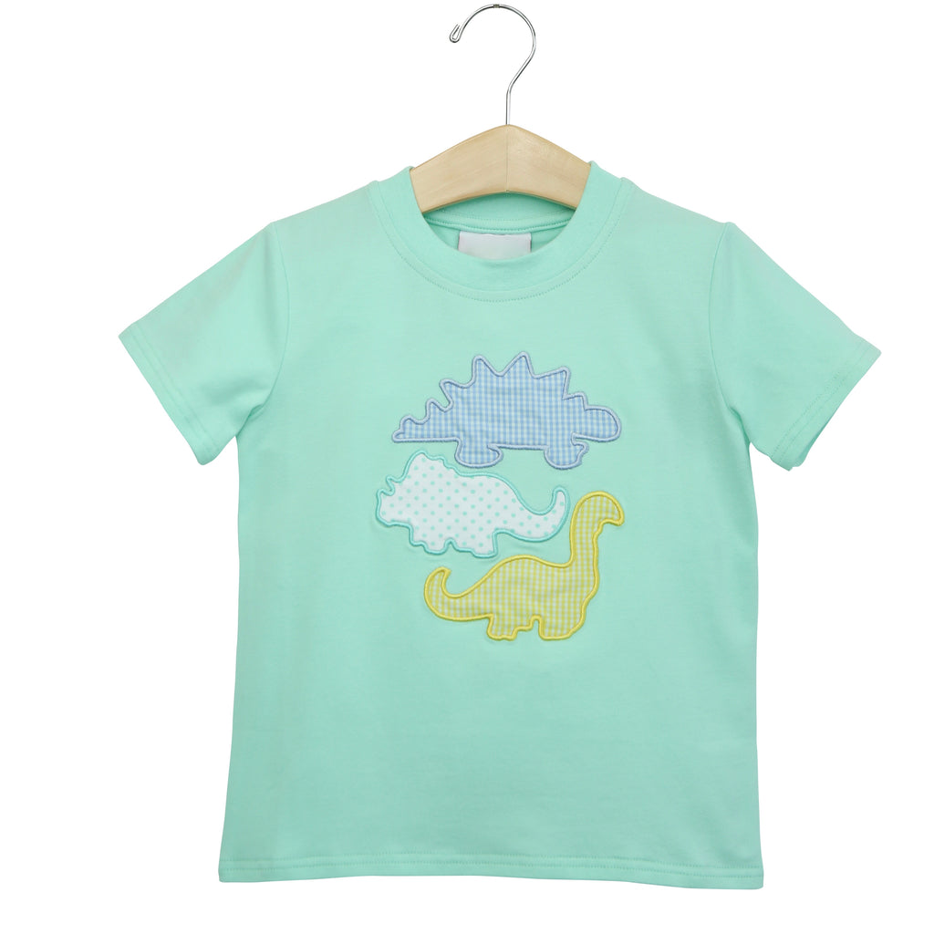 Dinosaur Shirt Boys - Born Childrens Boutique