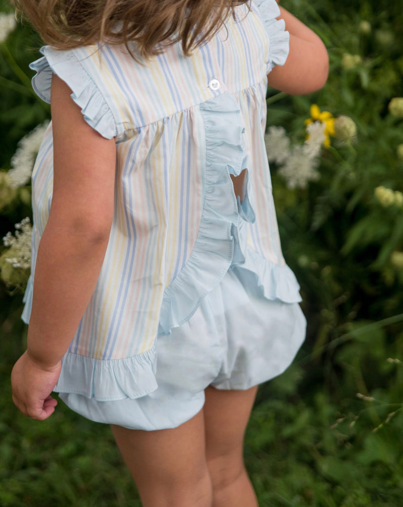 Pre-Order Natalie Bloomer Set - Watercolor Stripe