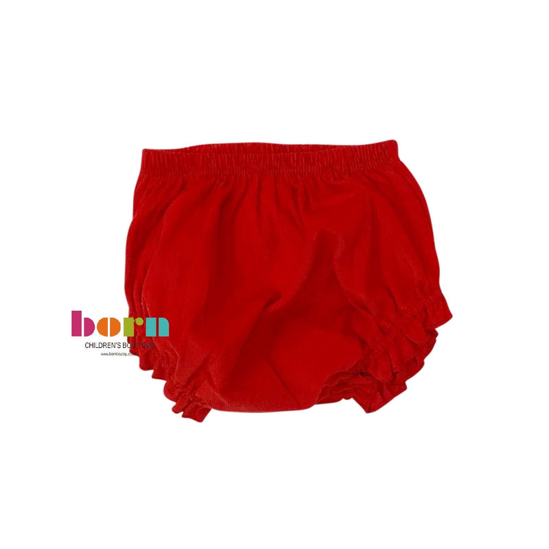 Girl Bloomer Red Cord