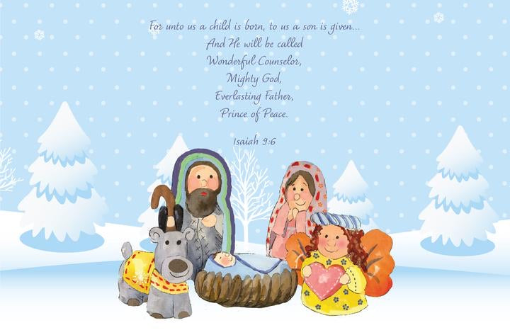 Holiday Placemat - Born Childrens Boutique