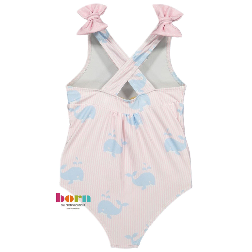 Think Big Swimsuit - Born Childrens Boutique