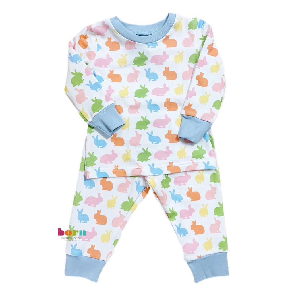 Bunnies Loungewear - Born Childrens Boutique
