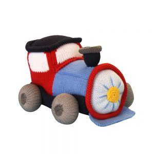 "Timmy the Train Doll 7"" - Born Childrens Boutique"