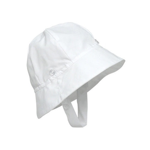 Beaufort Bonnet Bucket Worth Ave. White -  Email to Order