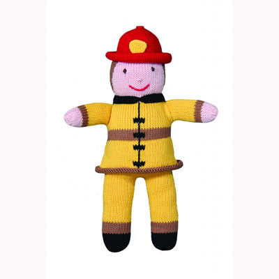 Fireman Doll - Born Childrens Boutique