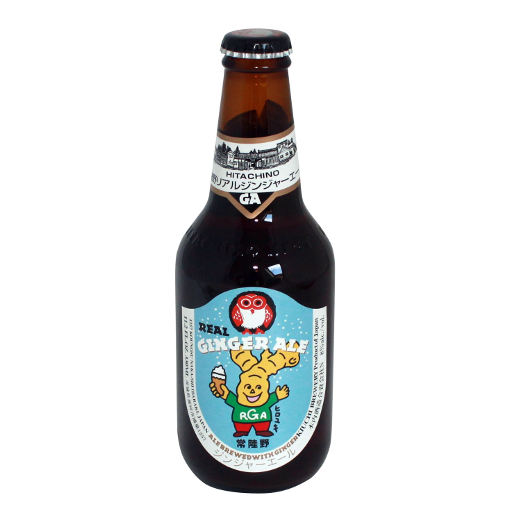 Hitachino Nest Beer Ginger Ale