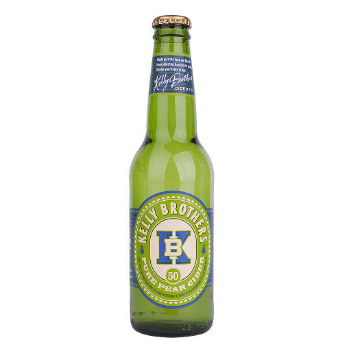 Kelly Brothers Pure Pear Cider