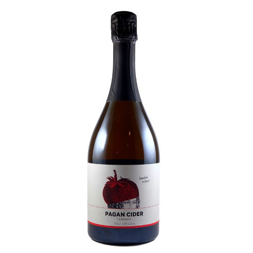 Pagan Limited Release Strawberry & Apple Cider