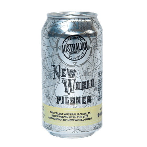 Australian Brewery New World Pilsner