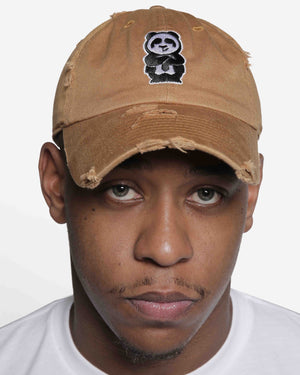 Father Cap (Distressed Timbo)