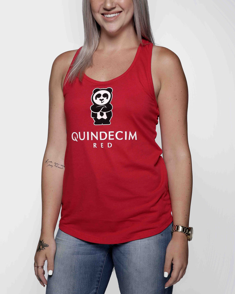 Women's Signature Tank 18' (Red)