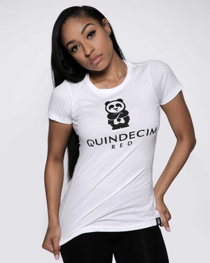 Women's Signature Tee 18' (White)