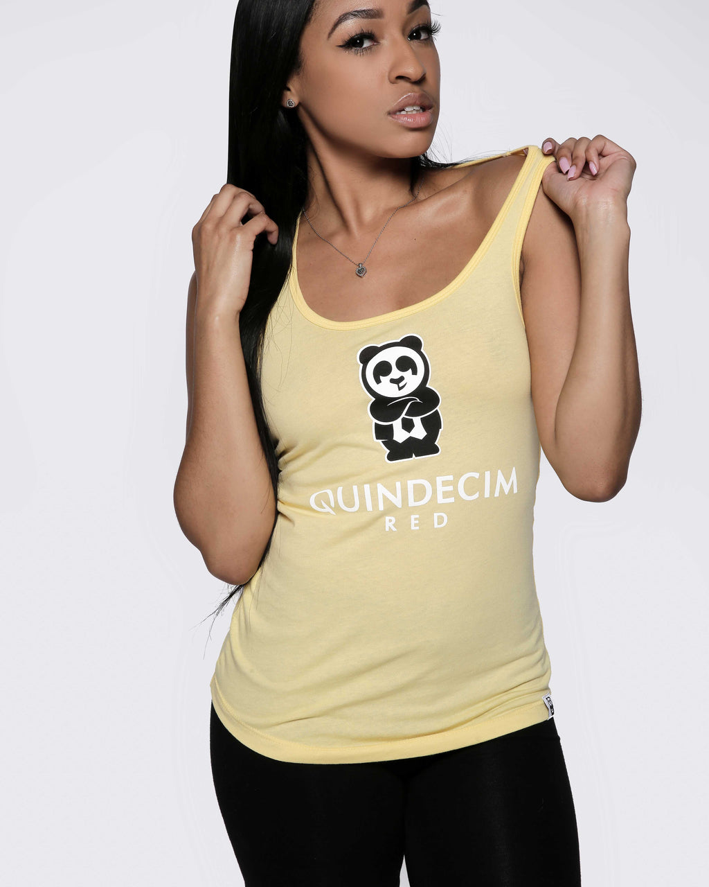 Women's Signature Tank 18' (Yellow)