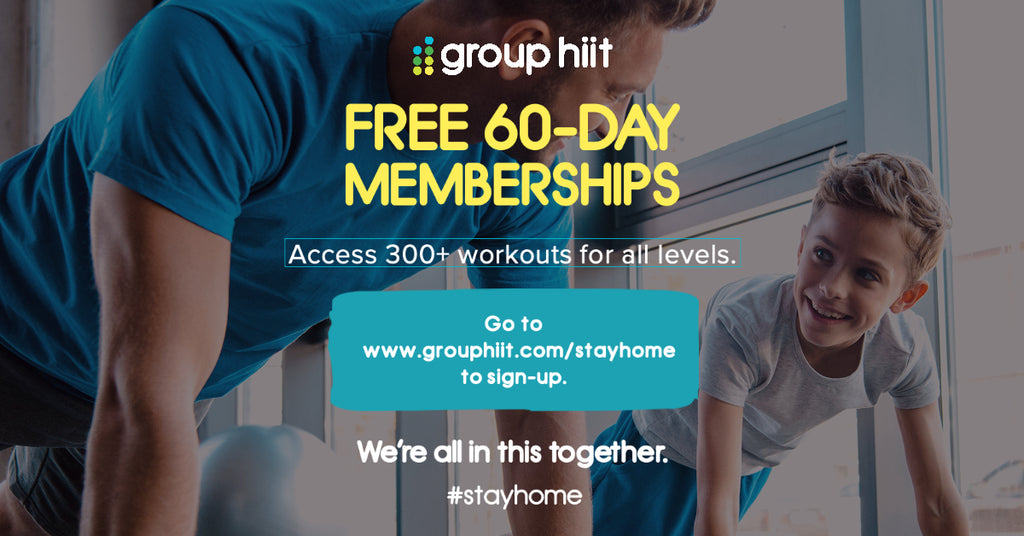 Popular Online Fitness Business Offering Free 60-Day Memberships to New Mexico Families During Coronavirus Pandemic