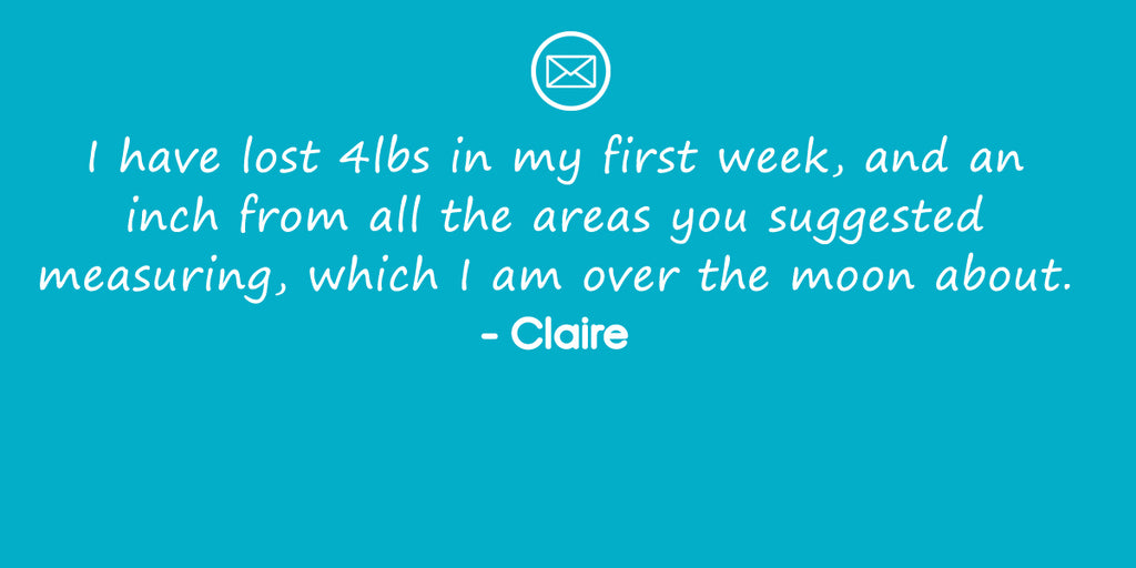 Claire, Spark Fit Results