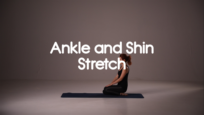 Ankle and Shin Stretch