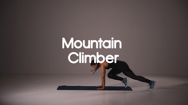 How to do mountain climber hiiit ab exercise