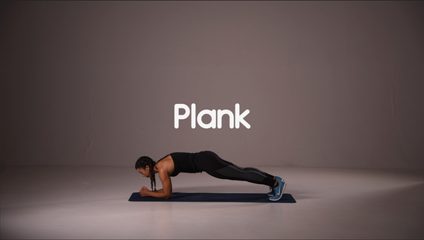 How to do plank hiit ab exercise