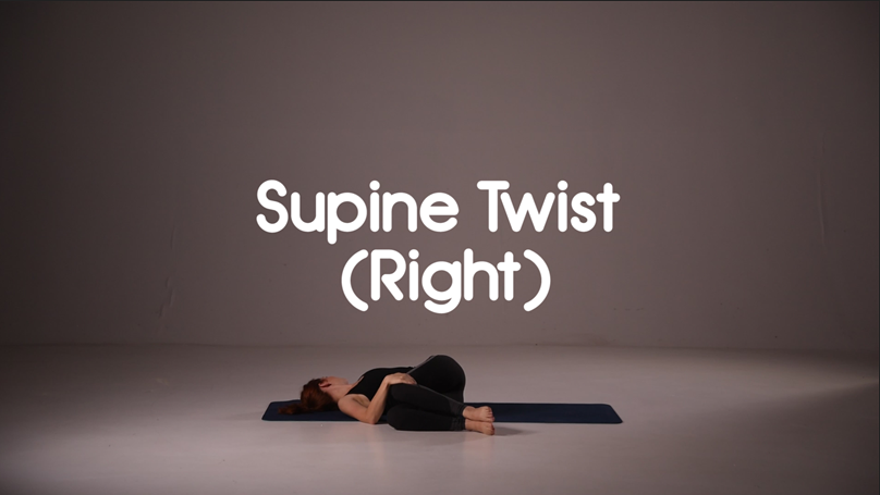 Supine Twist