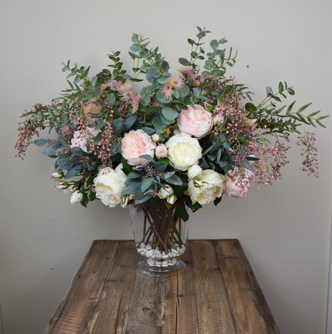 Tips Decorating Artificial Flowers Australian Natives Classic Timeless Flower Mixing
