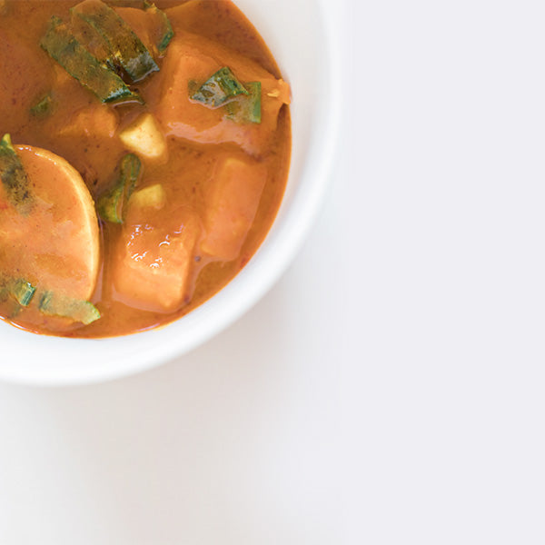 Curried Butternut