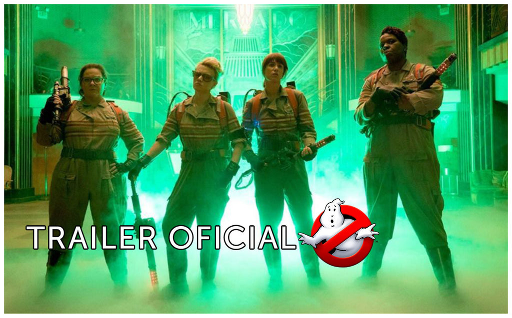 VIDEO | Trailer oficial de Ghostbusters (subtítulos en español)