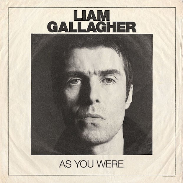 "MÚSICA | Liam Gallagher retorna a la escena con ""As You Were"""