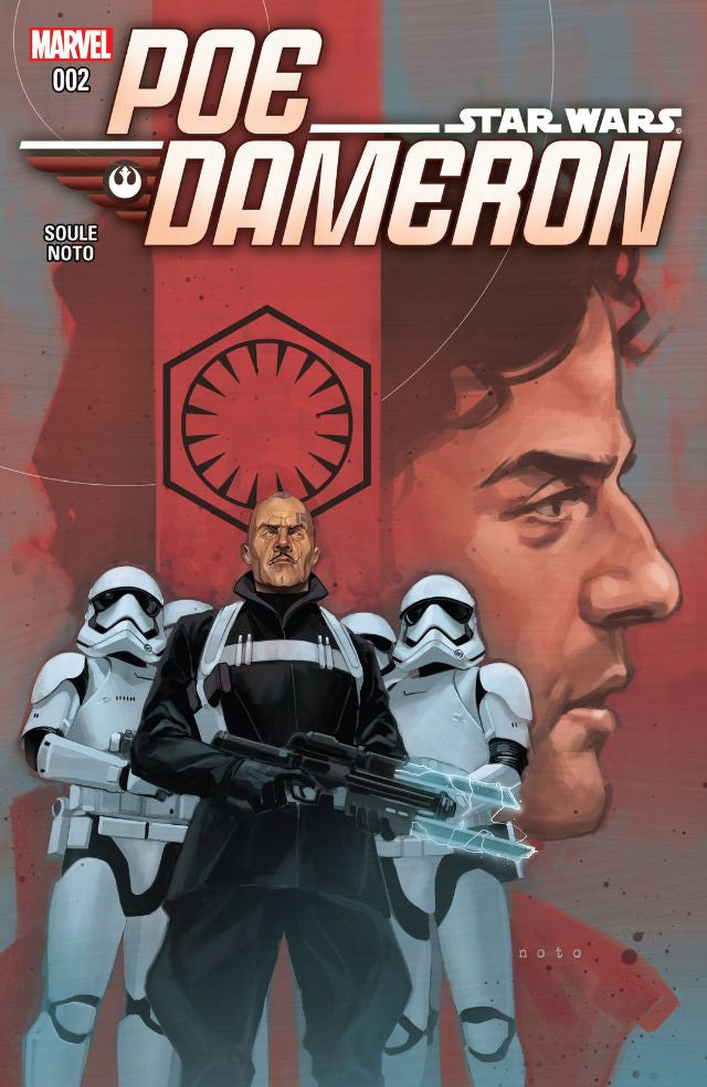 RESEÑA | Star Wars: Poe Dameron #2