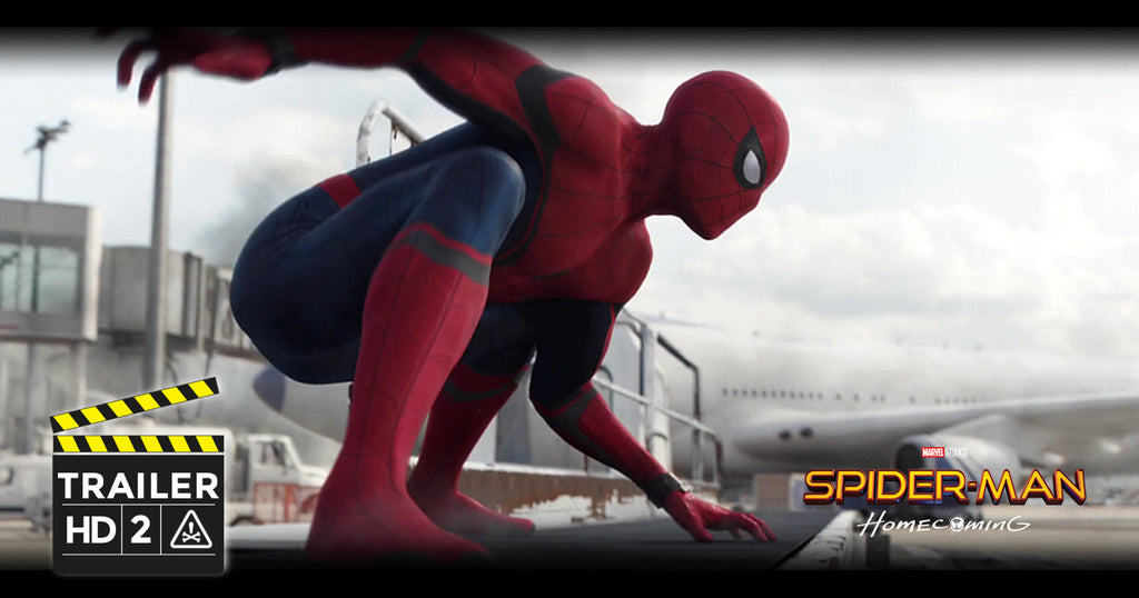 VIDEO | Spider-Man Homecoming Trailer #2 Subtitulado