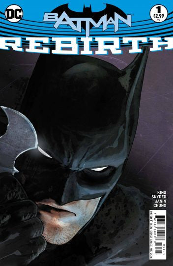 RESEÑA | Batman Rebirth # 1