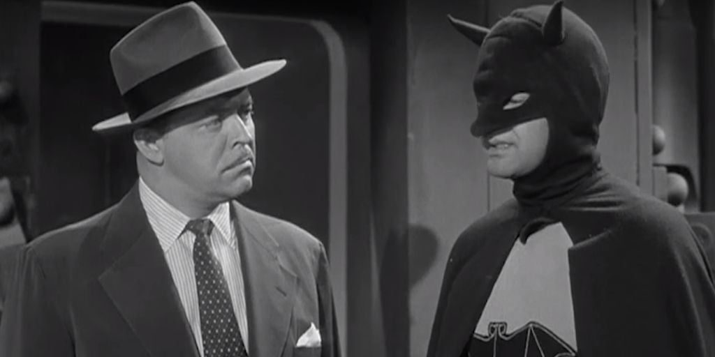 VIDEO | Así es como  'Batman v Superman' se habría visto en 1949