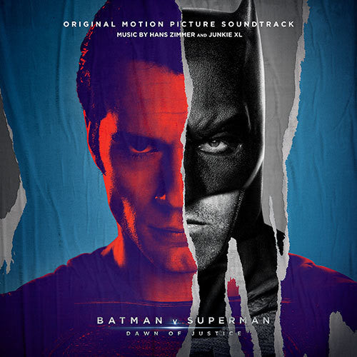 Aquí una previa del soundtrack de Batman v Superman: Dawn of Justice