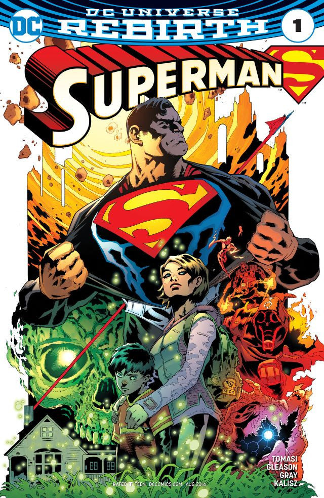 RESEÑA | Superman #1