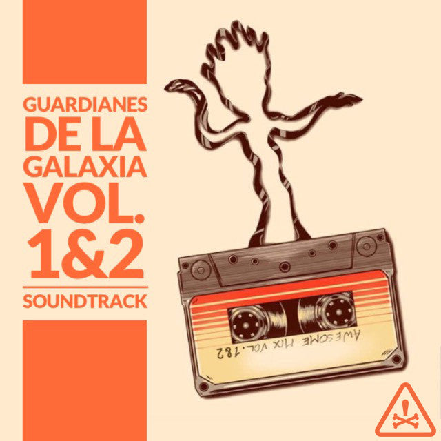MÚSICA | Guardianes de La Galaxia Vol. 2 - Soundtrack