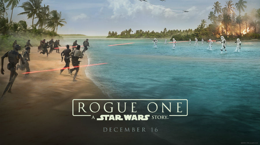 VIDEO | Rogue One: A Star Wars Story - nuevo trailer subtitulado