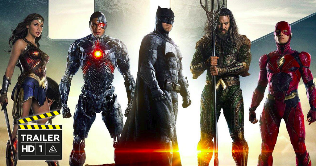 "VIDEO | Trailer oficial subtitulado de ""Justice League"""