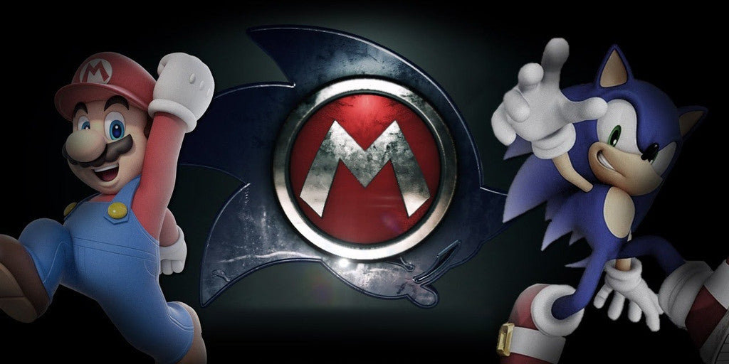 "VIDEO | Mario se enfrenta a Sonic en este gracioso remix de ""Batman Vs Superman"""