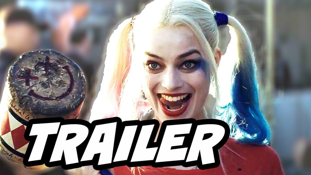 VIDEO | Revelan nuevo trailer de Suicide Squad en los MTV Movie Awards
