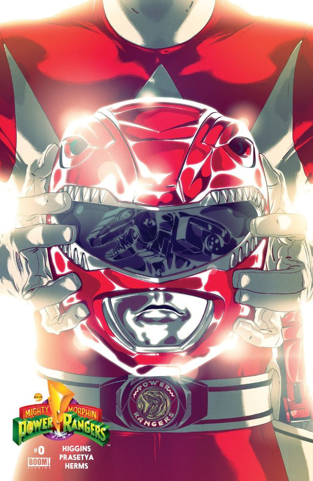 RESEÑA | Mighty Power Rangers #0