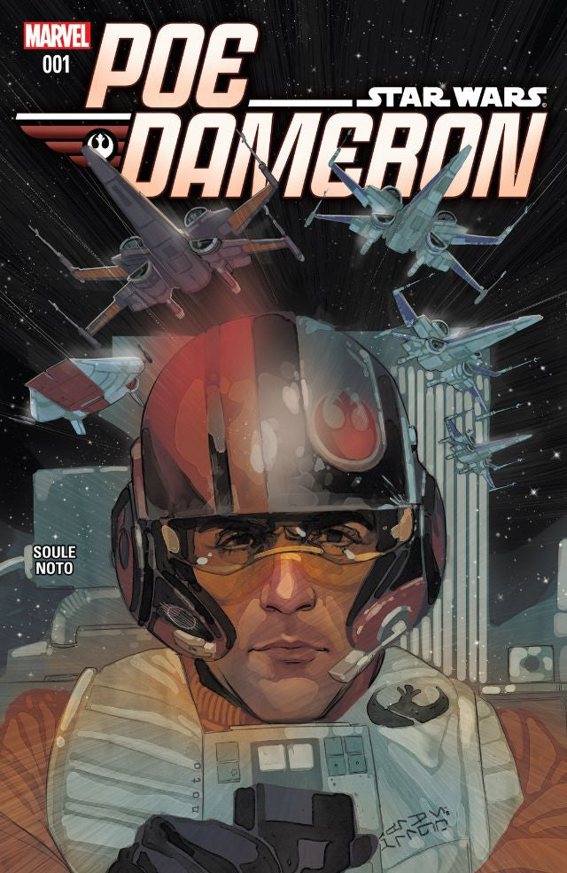 RESEÑA | Star Wars: Poe Dameron #1