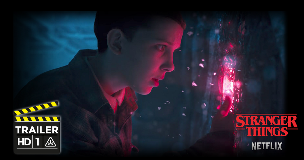 VIDEO | Stranger Things segunda temporada - trailer #1 subtitulado