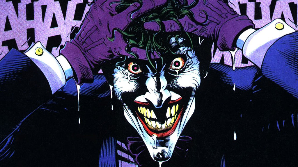Película animada de The Killing Joke extenderá la historia original