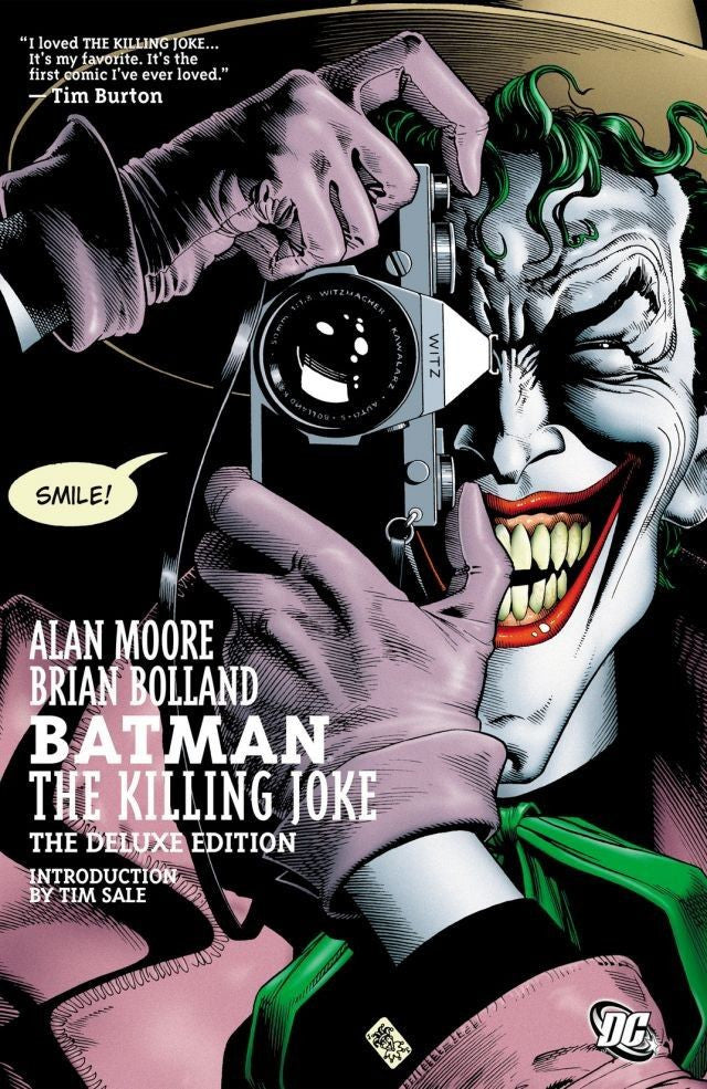 RESEÑA | Batman: The Killing Joke