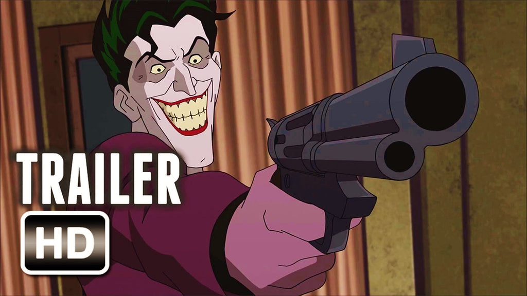 "VIDEO | Llegó el 1er trailer oficial de ""Batman: The Killing Joke"" (subtitulado)"