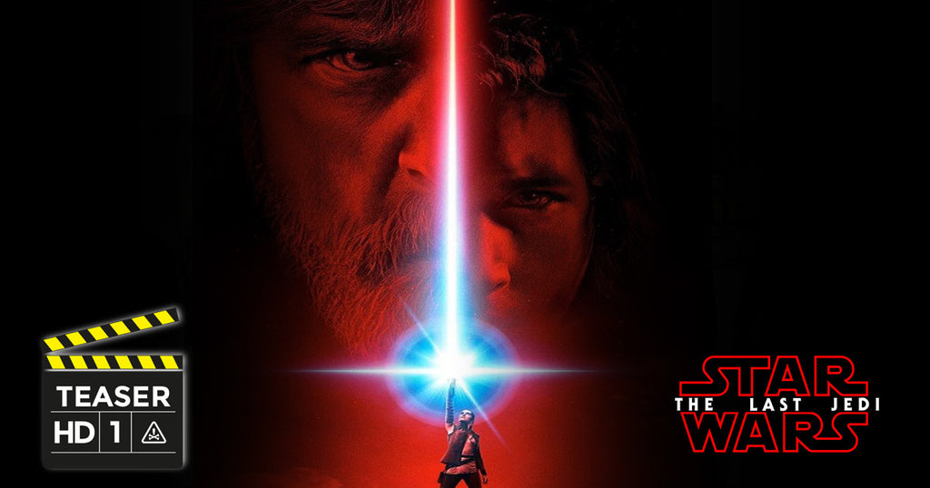 VIDEO | Star Wars: The Last Jedi - teaser #1 subtitulado